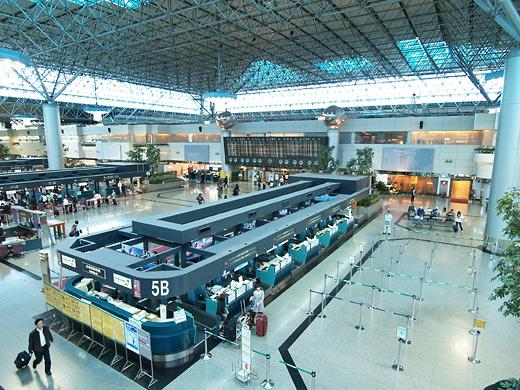 台湾桃園国際空港 第2ターミナル
