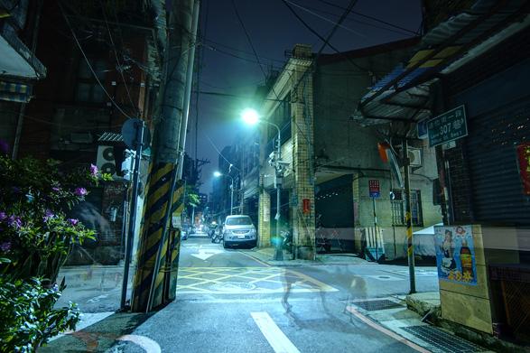 夜の迪化街