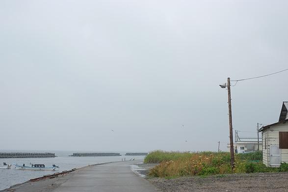 ノシャップ岬周辺