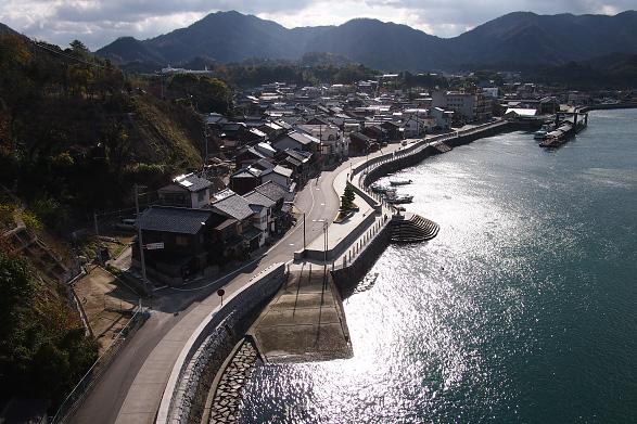 瀬戸田港周辺