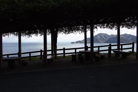 因島水軍スカイラインからの弓削島