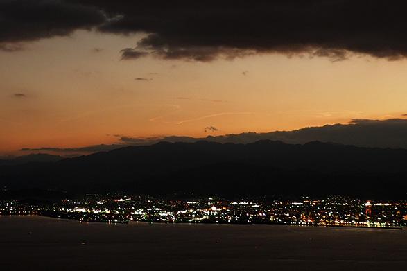 H-IIAロケット43号機 からの夜光雲